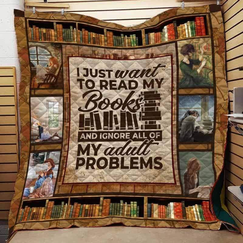 book isor479 3d customized quilt 0
