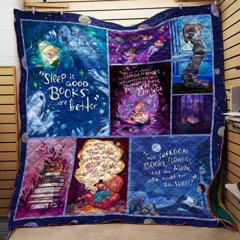 book isor484 3d customized quilt 0