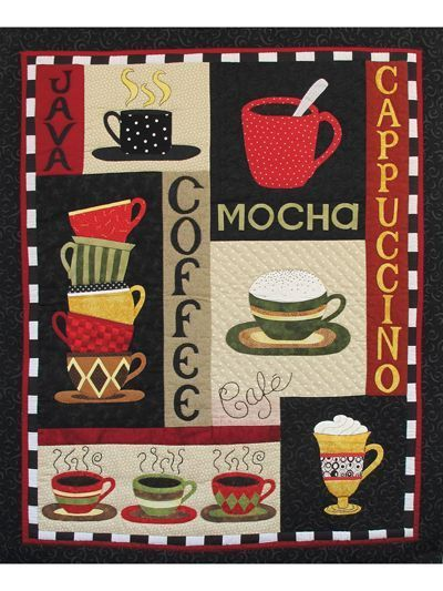 coffee cup hur30204 3d customized quilt camli2407 0