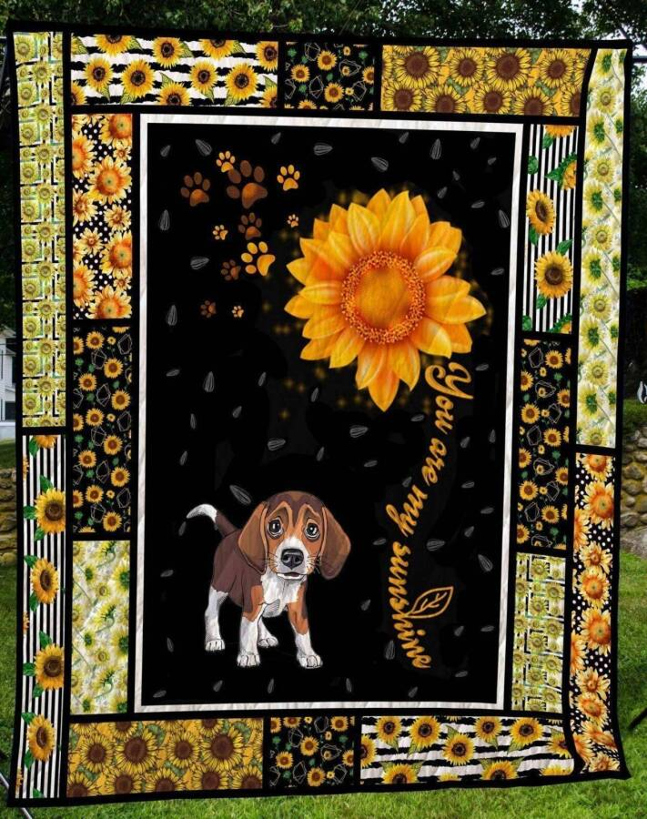 frenchies cute klts261 3d customized quilt 0