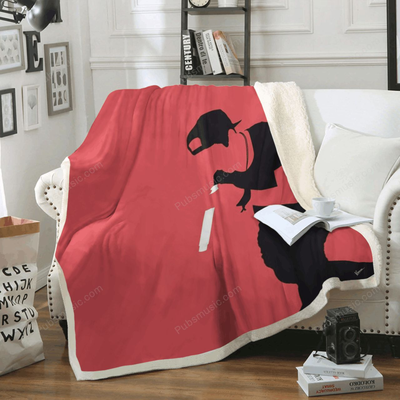 Fleece blanket