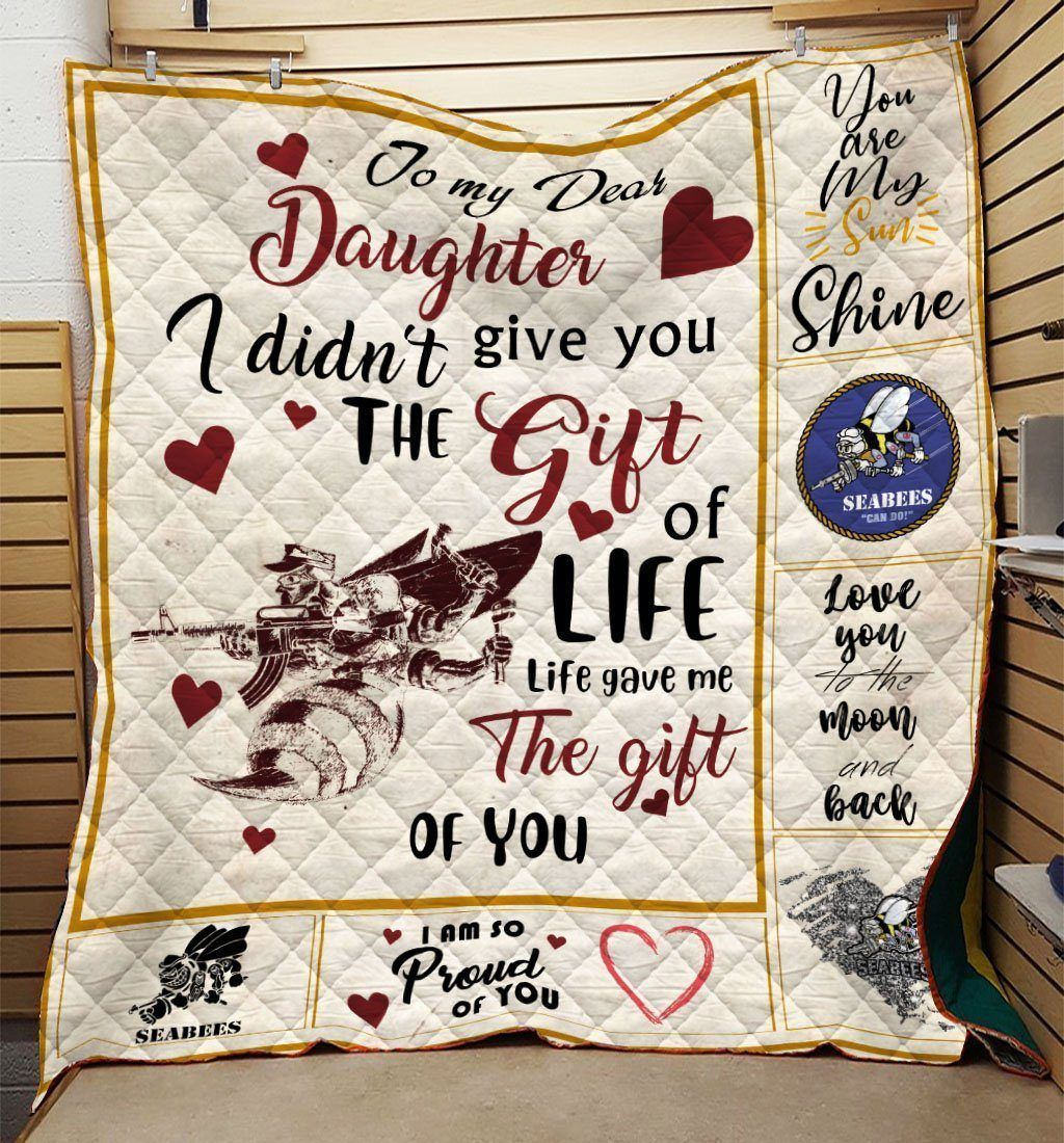 seabee isor676 3d customized quilt 0