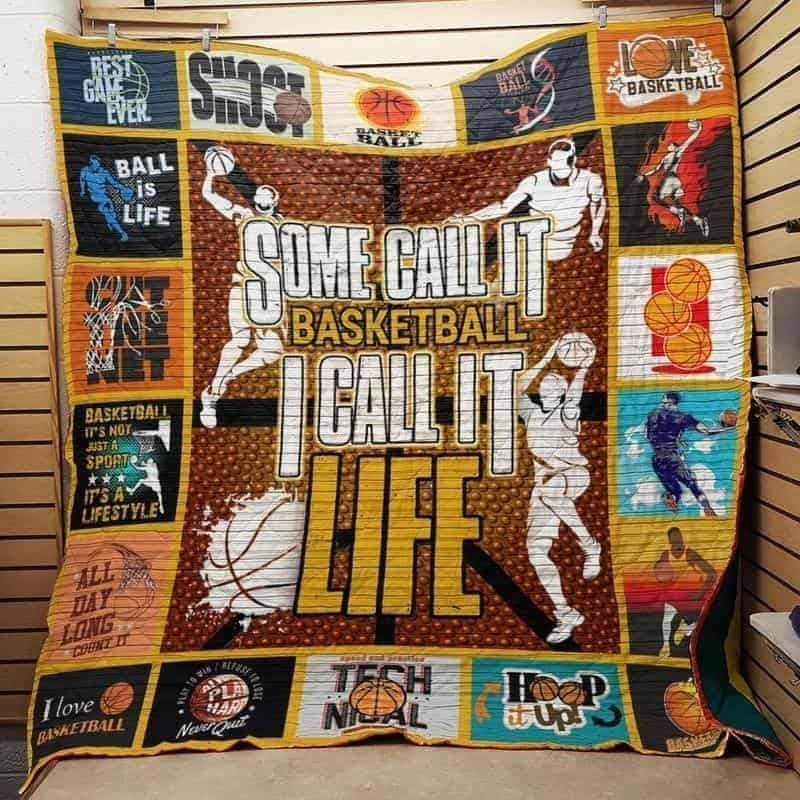 some call it basketball i can it life 3d customized quilt 0