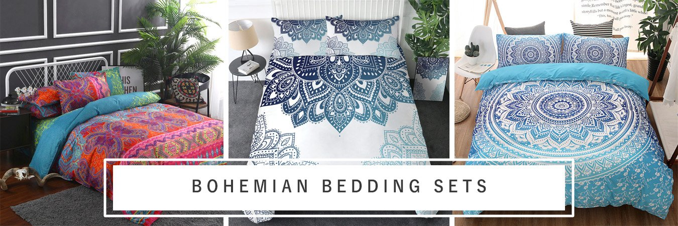 bohemian bedding set brightroomy